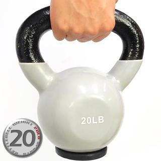 KettleBell包膠20磅壺鈴(C113-2020)