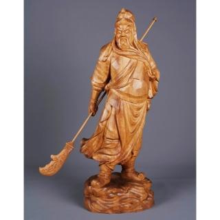 【荒木雕塑藝品】豪氣干雲(一)