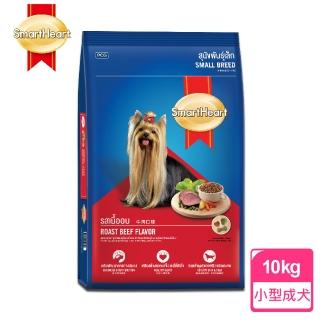 【SMARTHERAT】慧心犬糧 - 牛肉口味小型犬配方(10KG)