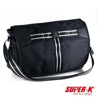【酷博士】SUPER-K超酷。休閒側背包(SHX21531)
