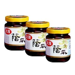 【大茂】蔭瓜-瓶(120g*3)