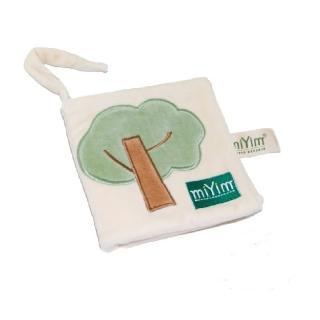 【美國miYim】有機棉(布書)