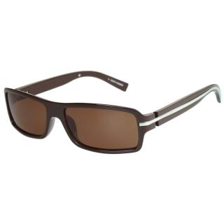 【Dior Homme】-時尚太陽眼鏡(深咖啡)