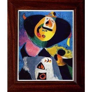 【開運陶源】Miro米羅的抽象畫- Fantasy