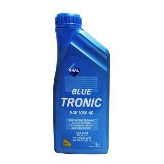 【ARAL】BLUE TRONIC 10W40 合成機油(整箱12瓶)