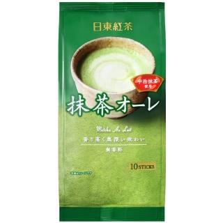 【日東紅茶】抹茶歐雷(10本入)