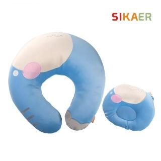 【COTEX親子授乳枕墊】舒壓萬用枕 哺乳枕 C型枕 護腰枕(防水透氣枕心)