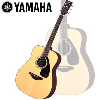 【YAMAHA 山葉】標準桶身41吋亮光單板民謠吉他 台灣公司貨(FG700S)