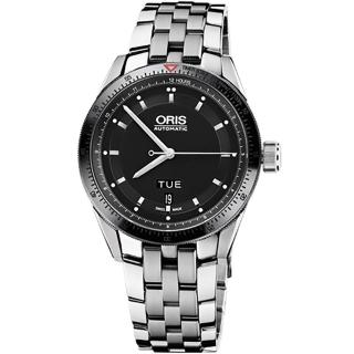 【Oris】Artix GT Day-Date 單向轉圈機械腕錶(735.7662.44.34MB)