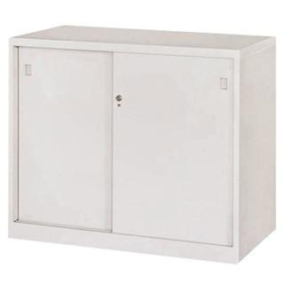 【時尚屋】拉門下置式鋼製公文櫃(Y103-8)