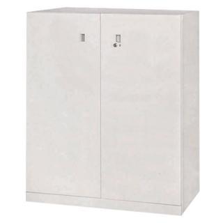 【時尚屋】雙開門下置式鋼製公文櫃(Y103-10)