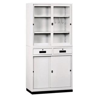 【時尚屋】H314特級3x6中二抽櫃(Y115-6)