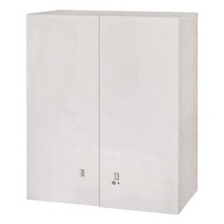 【時尚屋】雙開門上置式鋼製公文櫃(Y103-9)
