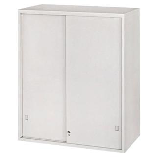 【時尚屋】拉門上置式鋼製公文櫃(Y103-11)