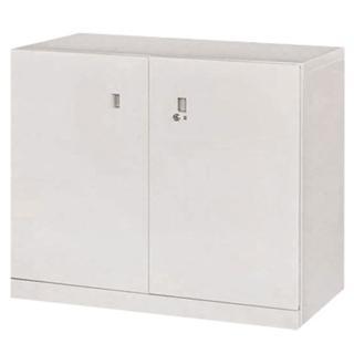 【時尚屋】雙開門下置式鋼製公文櫃(Y103-6)