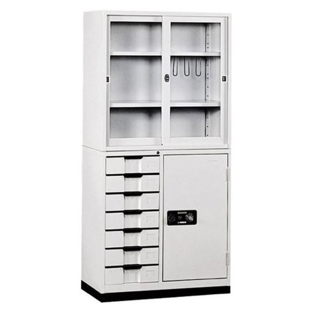 【時尚屋】H313特級3x6密碼鎖櫃(Y115-3)