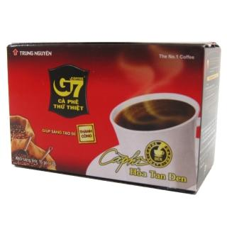 【G7】即溶黑咖啡(2g*180包)
