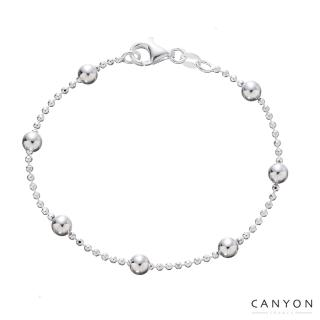 【CANYON】銀珠手鍊