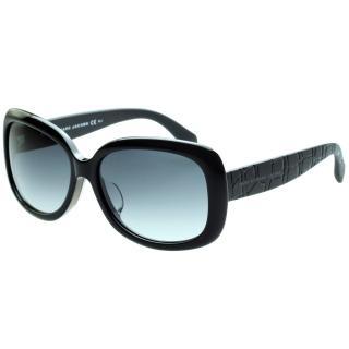 【MARC BY MARC JACOBS】-時尚太陽眼鏡(黑色)