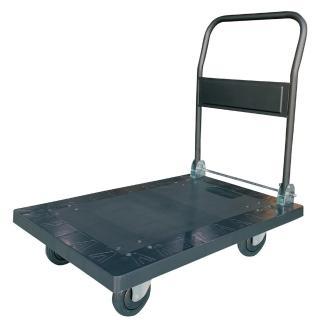 【COLOR】塑鋼折疊大手推車(200公斤)