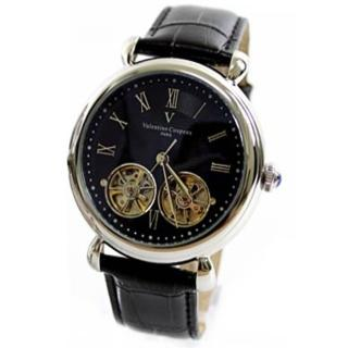 【Valentino范倫鐵諾】雙擺輪雙發條自動上鍊機械錶(玖飾時尚NE336)