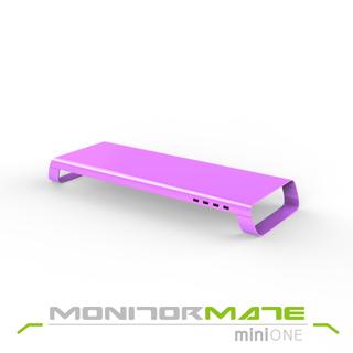 【Monitormate】miniONE 多功能擴充平台(薰衣紫)