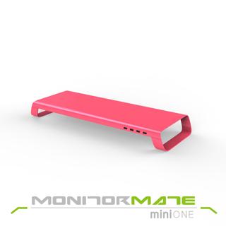 【Monitormate】miniONE 多功能擴充平台(櫻花粉)