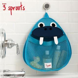 【加拿大 3 Sprouts】小海象浴室收納袋