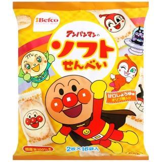 【栗山米果】麵包超人軟仙貝(100g)