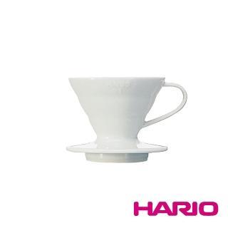 【HARIO】陶瓷圓錐濾杯 1-2杯用(VDC-01W)