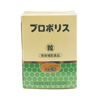 【日本森川健康堂】日本原裝進口 森川蜂膠錠狀食品(1入/120粒)