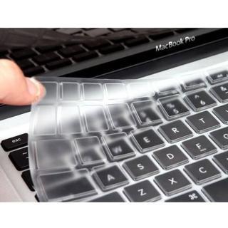 Apple MacBook 13.15.17吋專用極透鍵盤膜