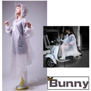 【Bunny】日式斗篷式EVA 機車防風雨衣