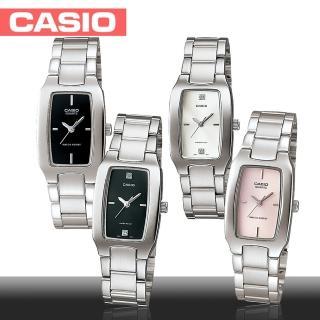 【CASIO 卡西歐】時尚魅力酒桶造型女錶(LTP-1165A)