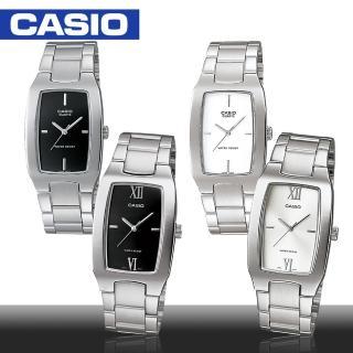 【CASIO 卡西歐】時尚魅力酒桶造型男錶(MTP-1165A)