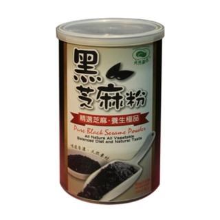【天然磨坊】黑芝麻粉(400g/罐)