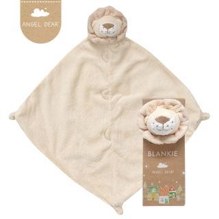 【美國 Angel Dear】動物嬰兒安撫巾(小獅子)