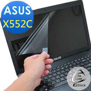 【EZstick】ASUS X551 X552 X552VL X552CL 專用(靜電式筆電液晶螢幕貼)