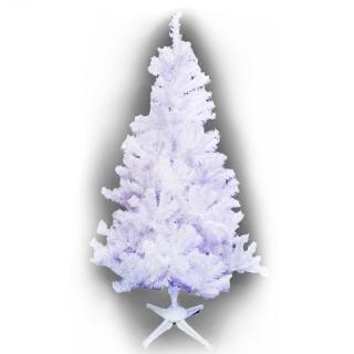 【聖誕裝飾品特賣】台製豪華型15尺/15呎(450cm夢幻白色聖誕樹 裸樹-不含飾品不含燈)