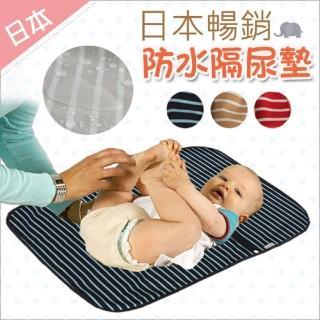 【SANDESICA】嬰兒防水尿布墊隔尿墊(全系列三色)
