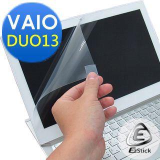 【EZstick】VAIO Duo 13 SVD13 螢幕專用(靜電式筆電 LCD 液晶螢幕貼)
