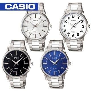 【CASIO 卡西歐】送禮首選-白領階級/上班族/氣質男錶-附錶盒(MTP-1303D)