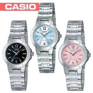 【CASIO 卡西歐】送禮首選-小錶面淑女錶-附錶盒(LTP-1177A)