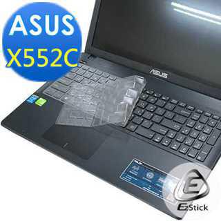 【EZstick】ASUS X551 X552 X552VL X552CL(奈米銀抗菌TPU鍵盤保護膜)