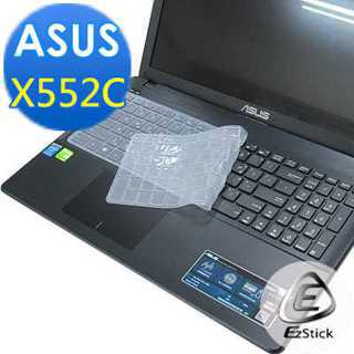 【EZstick】ASUS X551 X552 X552CL 專用矽膠鍵盤保護膜