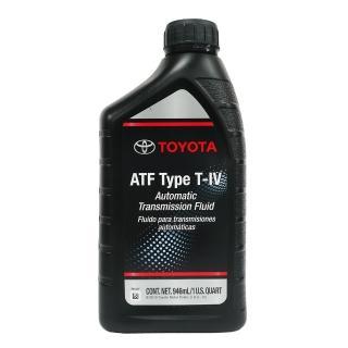【TOYOTA】原廠自排油 ATF T-IV(整箱12瓶)