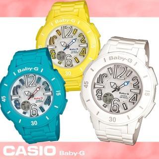 【CASIO 卡西歐 Baby-G 系列】海洋風格新色發表(BGA-170)