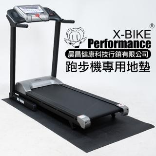 【Performance 台灣精品 X-BIKE】跑步機專用地墊/防震墊(200cmX90cmX3mm)
