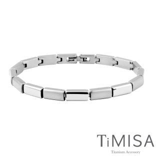 【TiMISA】陽光森林 純鈦鍺手鍊