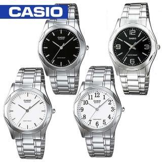 【CASIO 卡西歐】送禮首選-時尚紳士石英男錶-附錶盒(MTP-1275D)